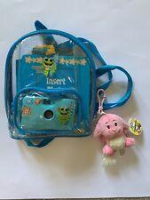 Neopets Backpack Gift Set Camera Photo Frame Album Blue Club Too NEW NWT