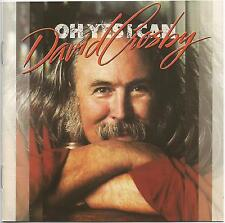 David Crosby-OH Yes I can-a&m 395232-2 - 1st Press PDO 01 W. Germany come nuovo