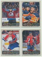 2020-21 UD TIM HORTONS CANVAS You Pick Finish Your Sets