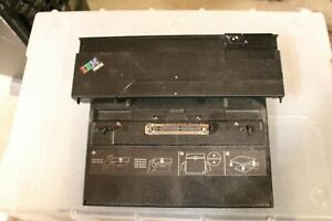 IBM ThinkPad A30 X30 T40 T41 T42 T43 R40 R50 Docking Station- 74P6734