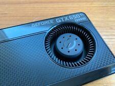 EVGA GeForce GTX 650 Ti BOOST 1GB 192-Bit GDDR5 PCI Express 3.0; 01G-P4-3655-KR