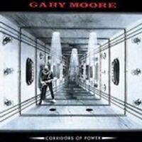 """GARY MOORE """"CORRIDORS OF POWER-REMASTERED"""" CD NEU !!!"""