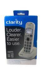 Two - Clarity D704Hs Amplified Cordless Dect 6.0 Phone Handsets