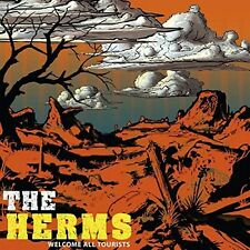 THE HERMS - WELCOME ALL TOURISTS  CD NEU