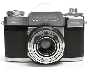 Zeiss Ikon Contaflex film camera with Tessar 45 f/2.8