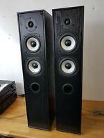DK LS 190  HiFi Stereo 2-Wege Lautsprecher