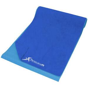 "Arida Yoga Mat Towel Microfiber 68""x24"" for Yoga, Pilates"