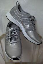 0f265ccdf04b Nike Dualtone Racer Lace Up Silver Metallic Vegan Leather   Textile-8.5-Lk  Nu