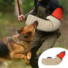 Durable Jute Dog Bite Sleeve Strengthen Chew Resistant Bite Training Adult dogs
