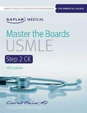 Master the Boards USMLE Step 2 CK by Conrad Fischer (author)