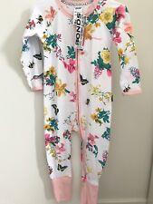 BRAND NEW Bonds Zip Wondersuit Size 1 Intergalactic Bouquet Zippy Baby