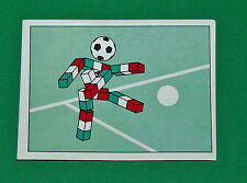 N°6 MASCOTTE PANINI COUPE MONDE FOOTBALL ITALIA 90 1990 WC WM