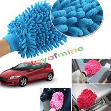 Super Mitt Microfiber Ménage Car Wash Lavage Gant de nettoyage Anti Scratch