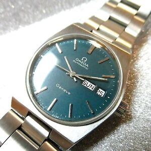 Vintage Omega Geneve Automatic Watch Cal:1020