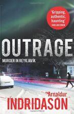 Outrage,Arnaldur Indridason, Anne Yates- 9780099549352