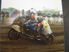 Photo EML Jumbo 1983 #4 Fox (GBR) / Cooper (GBR) GP Zijspan Lochem