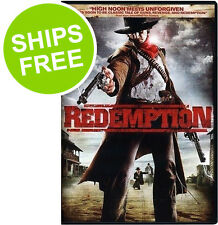 Redemption (DVD, 2009) Western, NEW, Sealed, Dustin Leighton, Tom Noga