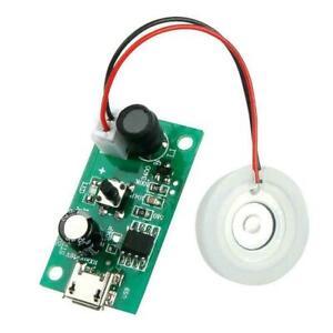 Air Humidifier Driver Board Mist Maker Fogger Ultrasonic Film Atomization New