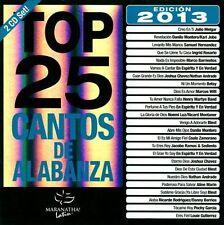 NEW Top 25 Cantos de Alabanza 2013 Edition (Audio CD)