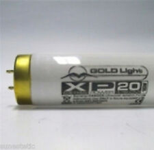 Tubi neon Gold Light X Power 20/160W lampada abbronzante doccia solare