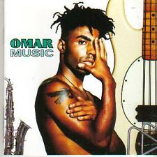 JAZZ SOUL CD OMAR MUSIC        DISC-COUNT boutiques ICI