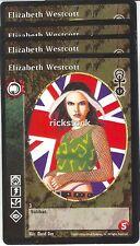 Elizabeth Westcott x4 Tzimisce AE VTES Jyhad