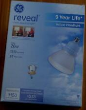 GE Reveal Indoor Floodlight - R40 CFL Bulb - 1150 Lumens - BRAND NEW IN BOX