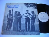 SIGNED The Greater Chicago Bluegrass Band Self Titled 1975 Stereo LP