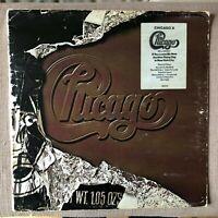 CHICAGO - CHICAGO X / 10  VG/EX  VINYL LP / printed Inner & lyric sheet