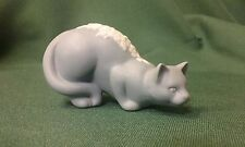 Franklin Mint Curio Cabinet Cat Parian Style