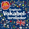 MARIE & FINN - ENGLISCH-VOKABELLERNLIEDER  CD NEU