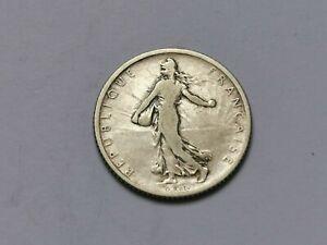 assez rare 1 franc semeuse argent 1903 ! 4,90 g