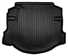 2013 Ford Fusion Husky WeatherBeater Black Trunk Liner Free Shipping!