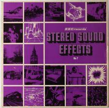 No Artist, Bbc Sound Effects No 7  Vinyl Record *USED*