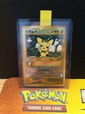 Pikchu Japanese No 172 NM Condition Reverse Holo Pokemon Card