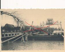 Nr.15031 Foto 2.Weltkrieg Deutsche Soldaten Schiff сооия Zusammenarbeit Rußland
