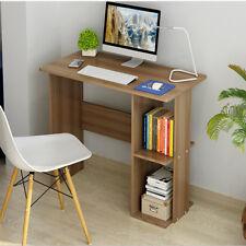 Corner Office Computer Desk PC Laptop Table Workstation Home Wooden