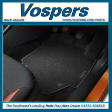 Genuine Renault Captur Tailored Carpet Car Mats. New 8201394367
