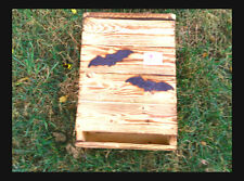 1=Bat House.1=chamber.By.Myron E Holley.Lasts 2-5 Yrs Longer