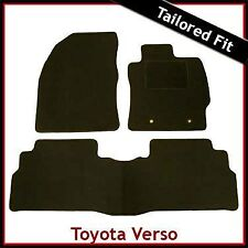 Toyota Verso Tailored Fitted Carpet Car Mat (2009 2010 2011)