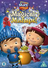 Mike the Knight: Magical Mishaps DVD (2013)