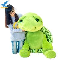 "Giant 59"" Big Turtle Tortoise Plush Soft Toy Doll Stuffed Animal Children Gift^^"