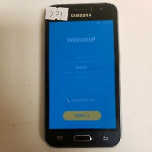 Samsung Galaxy Amp 2 (Cricket) GMAIL LOCKED GOOD SCREEN/LCD *USED* READ