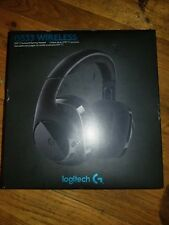 Logitech G533 Wireless Gaming Headset DTS 7.1 Surround Sound