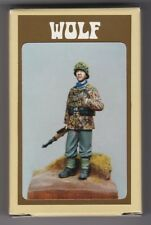 WOLF HORNET MODELS WSH 12 - GERMAN SNIPER SS DIV TOTENKOPF 1943 - 1/35 RESIN KIT