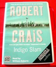 Robert Crais Indigo Slam Elvis Cole/Joe Pike 8-Tape UNABR Audio William Roberts