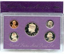 1988 S US Mint Proof Coin Set