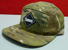 Brand NEW Hall of Fame Strap Back Camo Cap Hat Unisex Felxifit 2nd Sucks $49.99