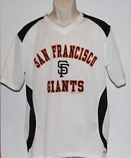 San Francisco Giants Stitches Men's White Jersey Size Large