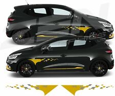 Renault Clio R.S RS 200 side  decals stickers graphics  any colours